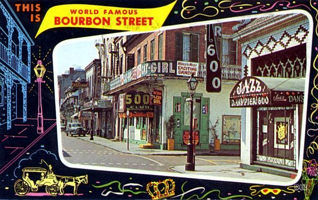 New Orleans French Quarter History Restaurants